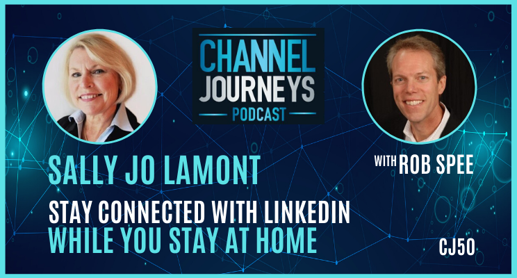 Stay connected with LinkedIn