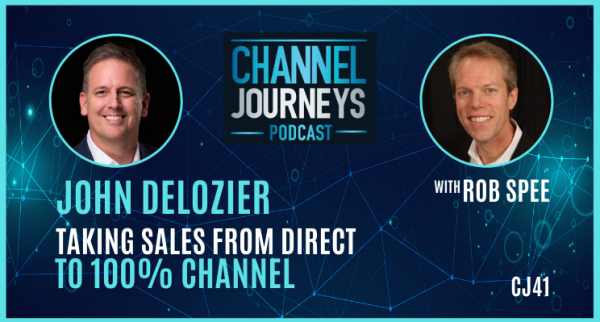 John DeLozier Going 100% Channel