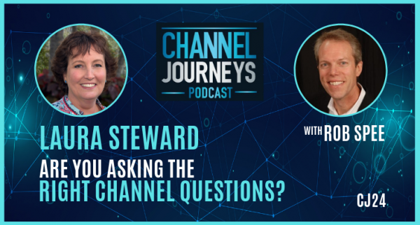 Laura Steward: Are you asking the right channel questions?