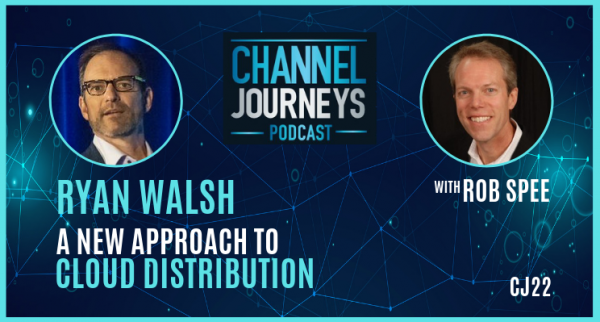 Ryan Walsh Pax8 Cloud Distribution